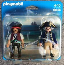 Playmobil Pirat sharkbeard 2 x Gehrock Reitermantel Mantel lilablau unbespielt