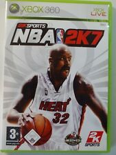 XBOX 360 GIOCO NBA 2K7, usato ma BENE
