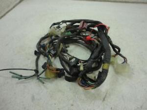Details about 89 Kawasaki Ninja EX500 500 MAIN WIRE WIRING HARNESS on