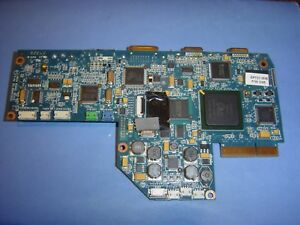 OPTOMA-DS302-DLP-PROJECTOR-MAINBOARD-TESTED-WORKING-PART-No-EP721-M-B-REF-TN7