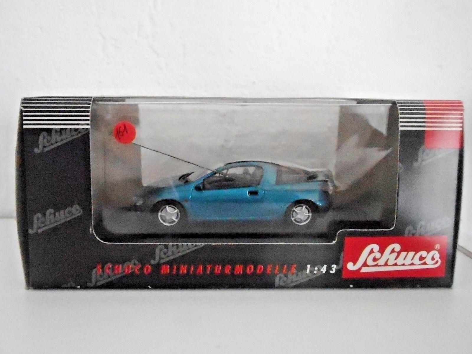 SCHUCO 1 43  vintage  OPEL TIGRA  N°161 de 200 mis en vente