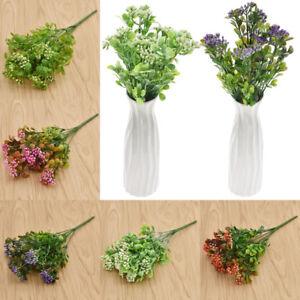 Pretty-DIY-Christmas-Fruit-Berry-Bouquet-Plastic-Flower-Home-Party-Garden-Decor