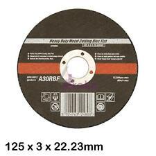 125 X 3 X 2223mm Sanding Sheet Discs Hole Punch Aluminium Oxide Hook Loop