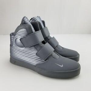 low priced 51f42 41b54 Image is loading Nike-Flystepper-2K3-PRM-Premium-Grey-Men-039-