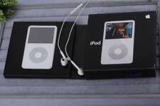 80 GB Apple iPod classic 5th Generation Enhanced White *LCD Lines*