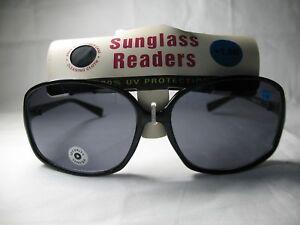 7da81c6bb3 Image is loading Bifocal-Sunglasses -Readers-Sunreaders-with-Microfiber-Cloth-1-