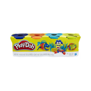 Play-Doh 4 Pack 448g