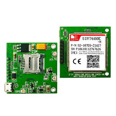 SIM7600E-H LTE Breakout board High speed 4G module B1 B3 B5 B38 CAT4 in Europe