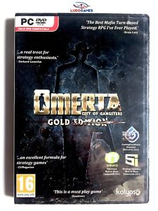 Omerta-City-Of-Gangsters-City-Of-Gangsters-Gold-Edition-PC-Neuf-Scelle-Spa