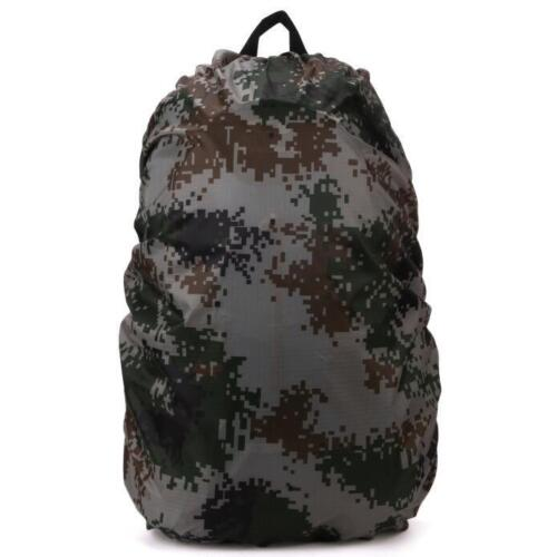 75L Bag Camping Hiking Outdoor Anti-Rain Dust Waterproof Backpack Cover 35L