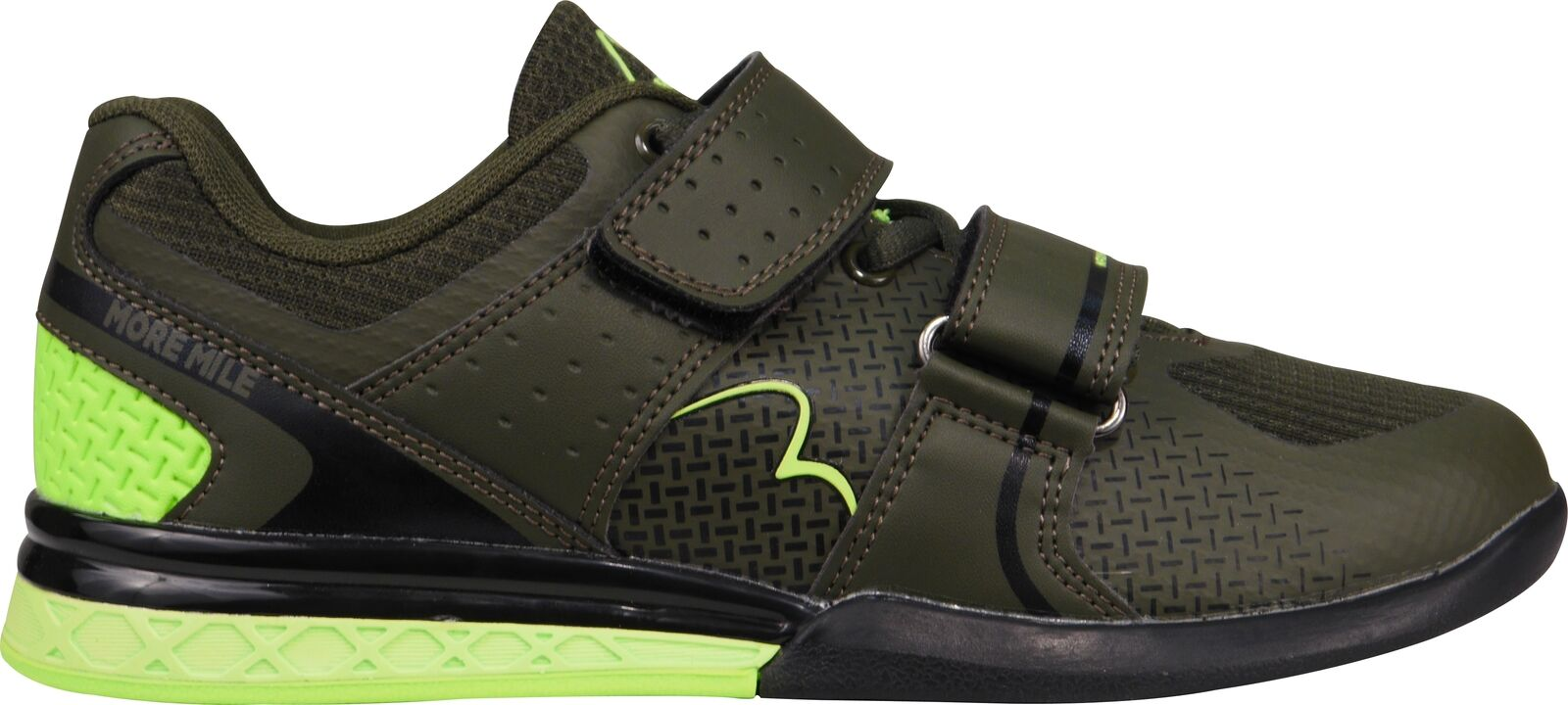 More Mile Superlift 3 para hombres Para mujeres Zapatos de Halterofilia Crossfit Gimnasio Culturismo