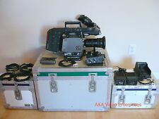 Ultimate Sony F35 PL Camera/Codex M recorder package, HDVF-C35W viewfinder, Arri
