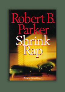Shrinkwrap-Robert-B-Parker-Signed-Inscribed-HC-1st-Edition-Book