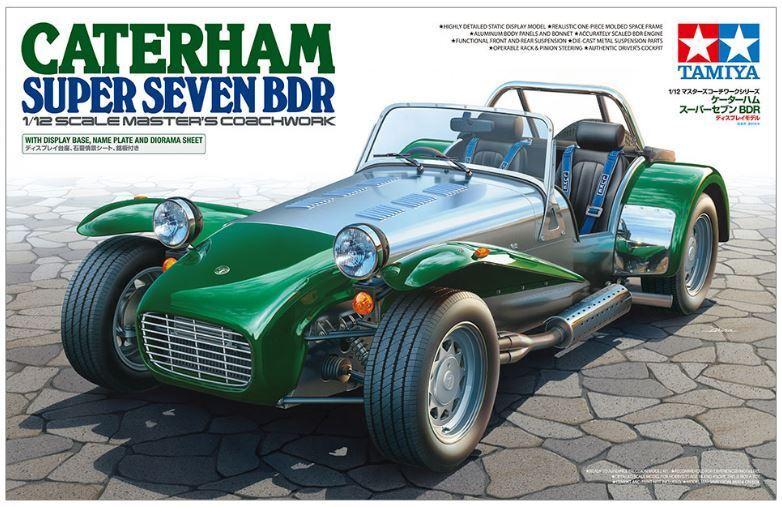 Tamiya 1  12 Caterham Super Seven BDR