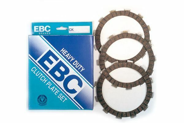 Para Kawasaki Kh 250 B4/B5 79>80 EBC Std Kit de Embrague