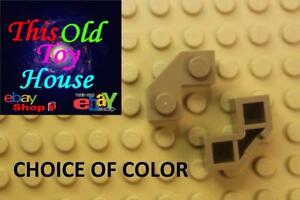 SELECT COLOUR Part 87620 10 Pack of NEW LEGO Bricks 2x2 with 45 Degree Angle