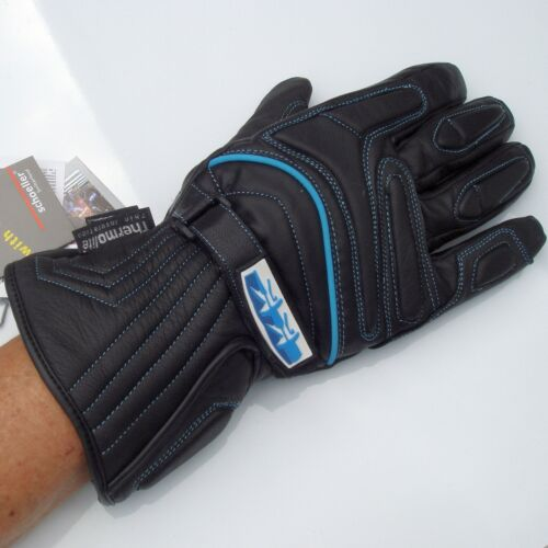 LP® Leather Best Waterproof Thermal Warm Winter Motorcycle Motorbike Gloves