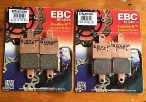 2x-EBC-epfa417-4hh-Pastillas-Freno-KAWASAKI-ZZR-1400-zzr1400-Metal-Sinterizado