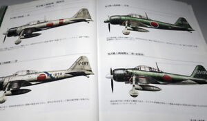 THE-ZERO-FIGHTER-confidential-document-book-manual-Japan-Mitsubishi-A6M-0993