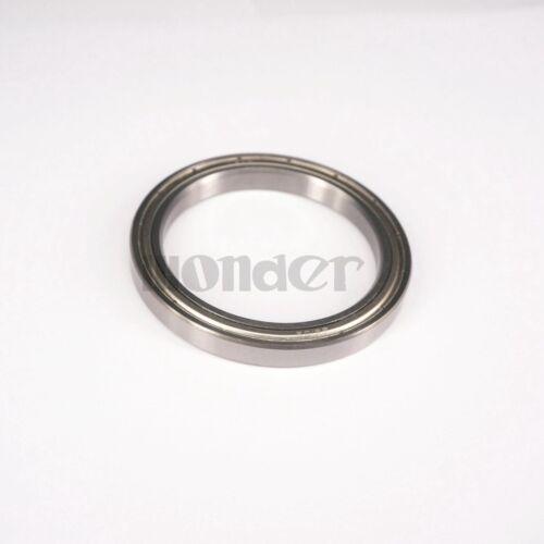 6710ZZ 50x62x6mm ABEC3 Thin-wall Shielded Deep Groove Ball Bearing