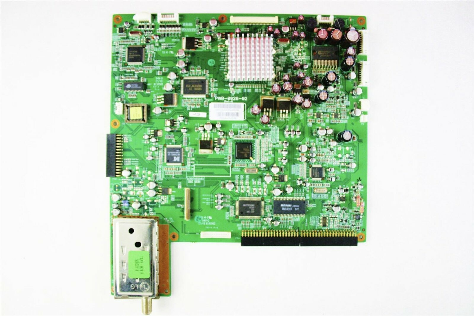 42 42HDF52A PWB-0890-02 Main Video Board Motherboard Unit