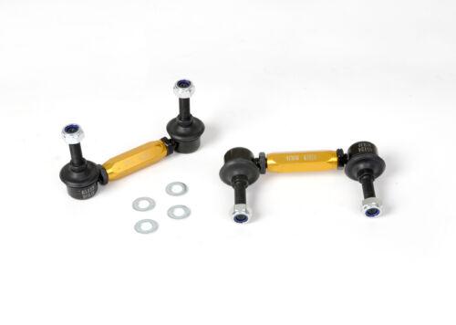 KLC141 Whiteline Ball Joint Drop Links for Honda S2000 Nissan Skyline//350Z//370Z