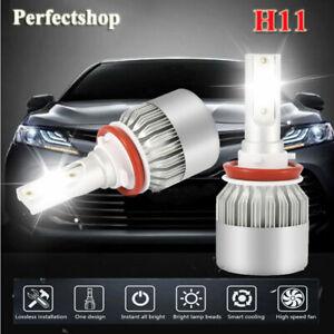 H8-H9-H11-1800W-270000LM-LED-Headlight-Bulbs-Conversion-Kit-6000K-High-Low-Beam