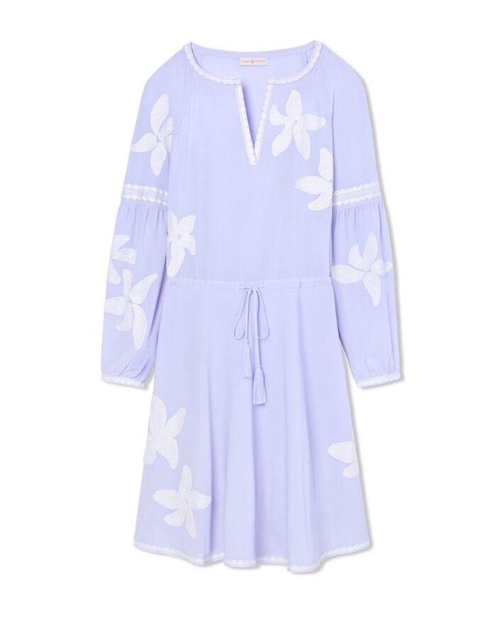 NWT  Tory Burch Sadie Dress Size 0