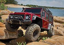 TRAXXAS TRX-4 Land Rover Crawler 1/10 2.4GHz (Link-fähig) ohne Akku, ohne Lader