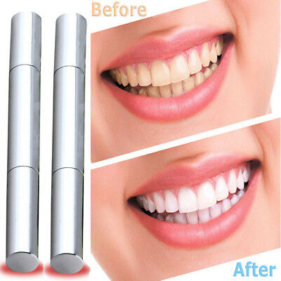 2x Ultimate Strength 44 Peroxide Teeth Whitening Pen Tooth