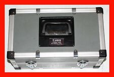 @ *GENUINE* CANON 400 400mm f/2.8 L METAL TRUNK Carrying CASE 2 HOLDER CASING @