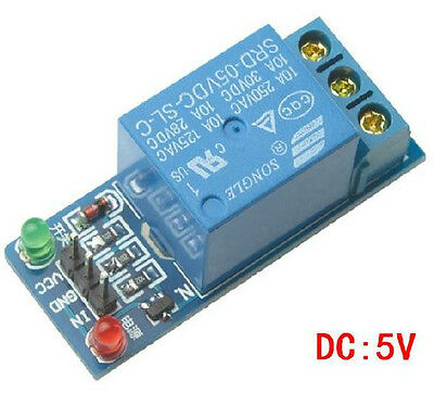 5V 1-Channel Relay Module Low Level Triger for Arduino PIC AVR