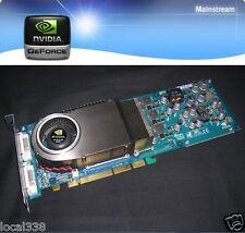 "Genuine Mac Geforce 6800 GT 256mb AGP Graphics Video Card For PowerMac G5 2x 30"""