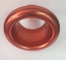 Rosso Universale in Alluminio Imbuto DI ASPIRAZIONE DELL'ARIA FREDDA/PRESA ARIA