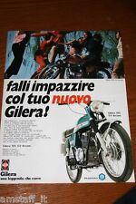 BM8=1972=GILERA 150 5V ARCORE PIAGGIO=PUBBLICITA'=ADVERTISING=WERBUNG=