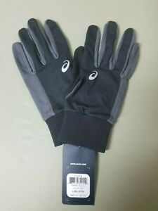 Details about New Asics Thermal Running Gloves.
