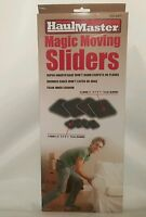Haulmaster Magic Moving Sliders Mover 4 Large 4 Small In Box