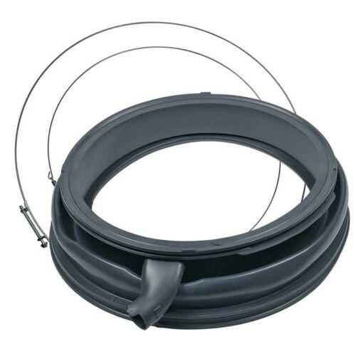 Türmanschette Bosch 00772659 mit 2 Spannringen eingesetzt in Waschmaschinen