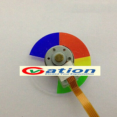 New Home Projector Color Wheel For Vivitek Vk537repair Replacement Fitting Ebay
