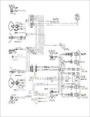 mgc wiring schematic 1976 chevelle and malibu monte carlo wiring diagram 76 ebay  malibu monte carlo wiring diagram