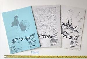 Darling-en-el-Franxx-Japones-Caligrafia-Libro-Episodio-13-de-15-Set-Japon-Anime
