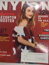 Nylon Magazine Leighton Meester Nick Jonas November 2014 051717nonr