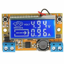 DC-DC Adjustable Step Down Power Supply Module Voltage Current LCD Display XG