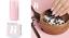 miniatura 124 - HI HYBRID UV LED Gel Polish Semilac Base Extend Top No Wipe Colors 099-431 IT