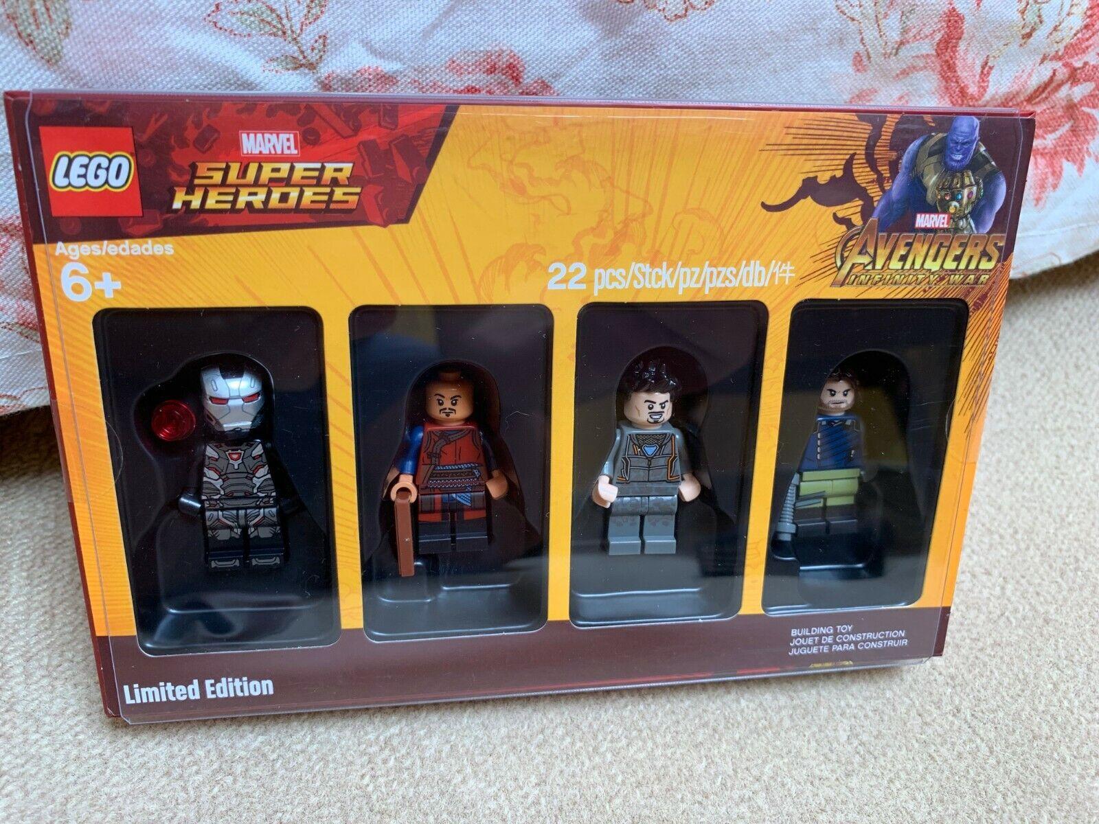 LEGO Super Heroes 5005256 Minifigure Collection, Bricktober 2018 4 4 (Exclusive)