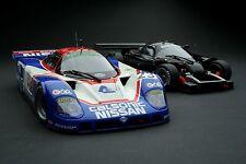 Exoto 1989 Nissan R89C Le Mans Super Set of 2 | Scale 1:18 | Item #BND22052