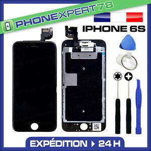 VITRE-TACTILE-ECRAN-LCD-RETINA-COMPLET-SUR-CHASSIS-IPHONE-6S-NOIR-OUTILS