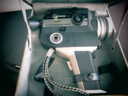 8 mm Kamera