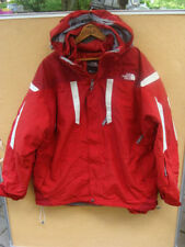 The North Face 2 in 1 Parka Jacket Mens SIze Large Red Insulated