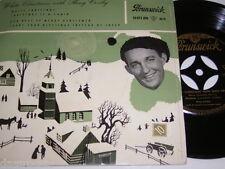 "7"" EP Bing Crosby / White Christmas + 3 Track - genähtes Cover Brunswick # 3908"